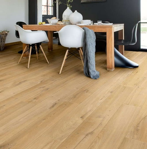 Quick Step Quick Step Impressive Ultra Soft Oak Natural Laminate