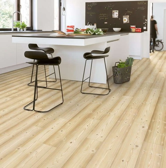 Quick Step Impressive Natural Pine Laminate Flooring Save More At
