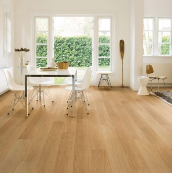 Quick-Step Impressive Natural Varnished Oak Laminate Flooring IM3106