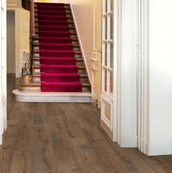 Quick-Step Largo Cambride Oak Dark Laminate Flooring LPU1664