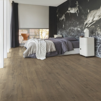 Quickstep Livyn Balance Click Plus Velvet Oak Brown