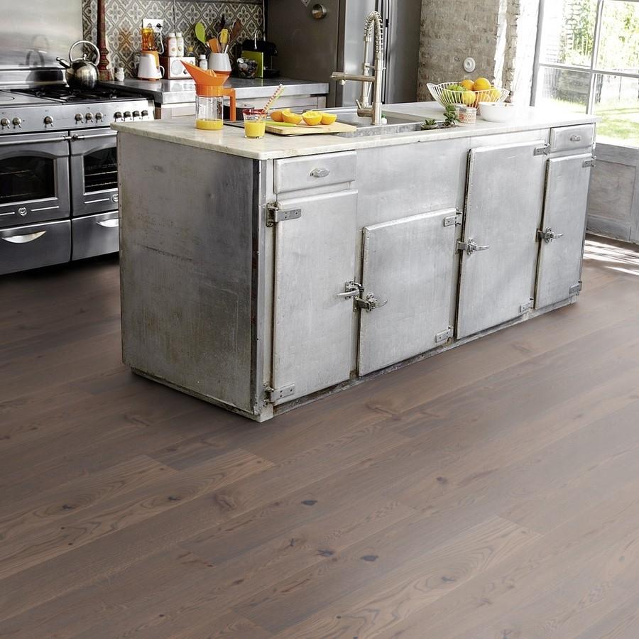 Tarkett Heritage Oak Old Grey Engineered Wood Flooring
