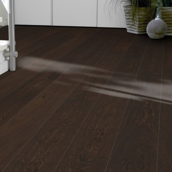 Tarkett Prestige Oak Dark Slate Engineered Wood Flooring