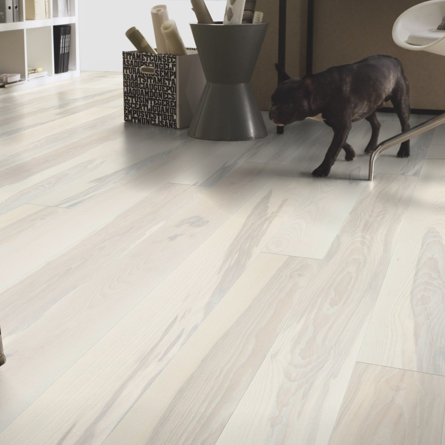 Tarkett Atelier Prestige Ash Seashell Engineered Wood Flooring
