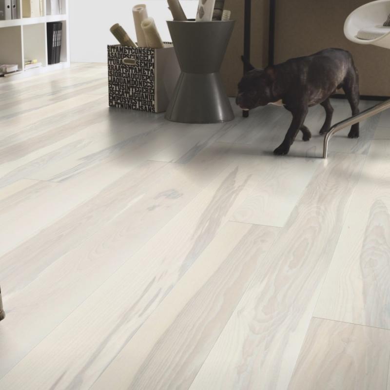 Tarkett Atelier Prestige Ash Seashell Engineered Wood Flooring