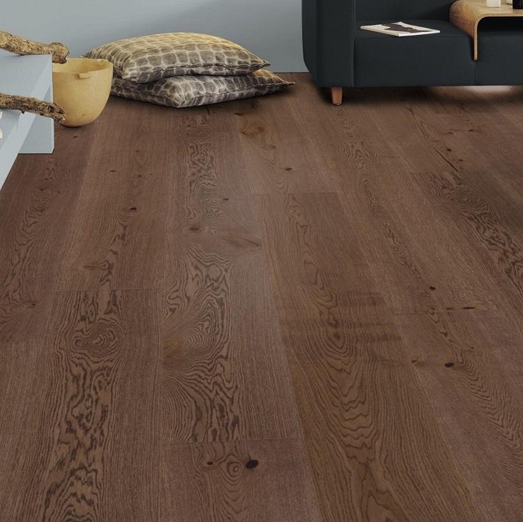 Tarkett Atelier Elegance Oak Umber 280mm Engineered Wood Flooring