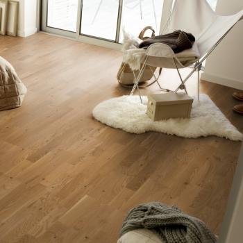 Tarkett Heritage Oak Classic 3-Strip Engineered Wood Flooring