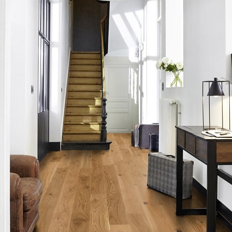 Tarkett Atelier Prestige Oak Natural Engineered Wood Flooring