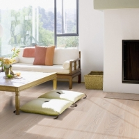 Tarkett Prestige Oak White Sand
