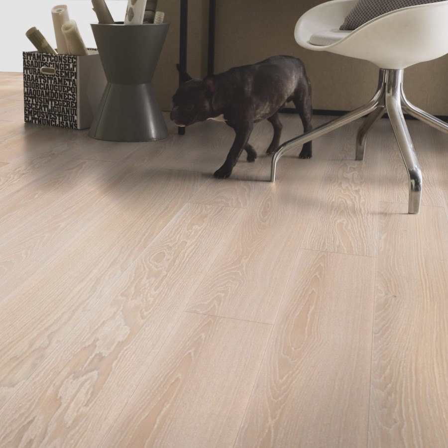 Tarkett Atelier Prestige Oak White Sand Engineered Wood Flooring