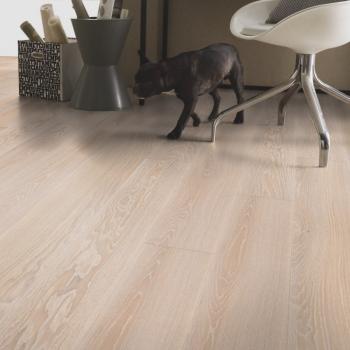 Tarkett Atelier Prestige Oak White Sand Engineered Wood Flooring