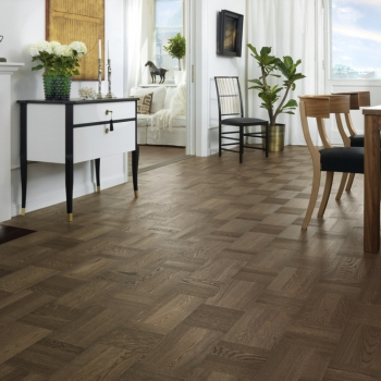 Tarkett Atelier Noble Oak Wasa Parquet Flooring