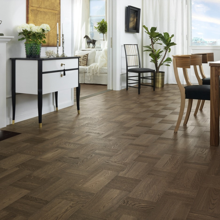 Tarkett Atelier Parquet Oak Wasa Parquet Flooring Save More At - When was parquet flooring popular