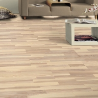Tarkett Ash Melange 3 strip Engineered Wood Flooring