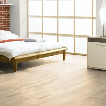 Tarkett Viva Oak White Natura Matt Lacquer 8.5mm