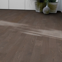 Tarkett Stone Grey Duo. 2-strip Engineered Wood Flooring