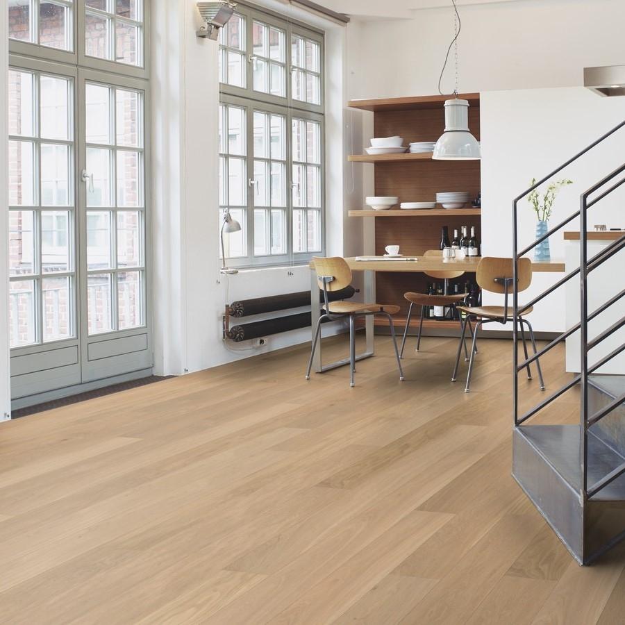 Tarkett Oak Essence 190mm Natura Matt Lacquer Engineered Wood Flooring