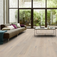 Tarkett Move Oak White Matt Lacquer