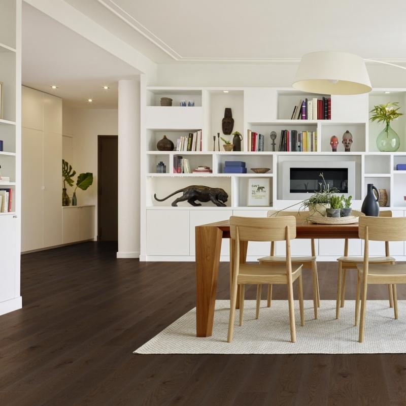 Tarkett Oak Italian Brown Natura, Tarkett Laminate Flooring Italian Walnut