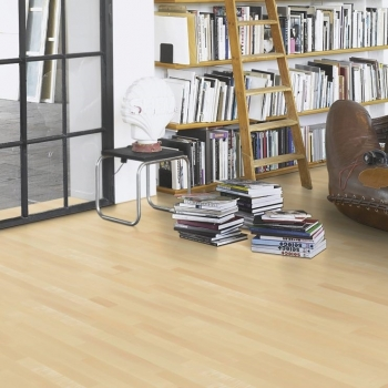 Tarkett Pure Maple Nature 3 strip Engineered Wood Flooring