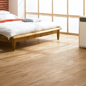 Tarkett Rumba Oak Nature 3-Strip Engineered Wood Flooring