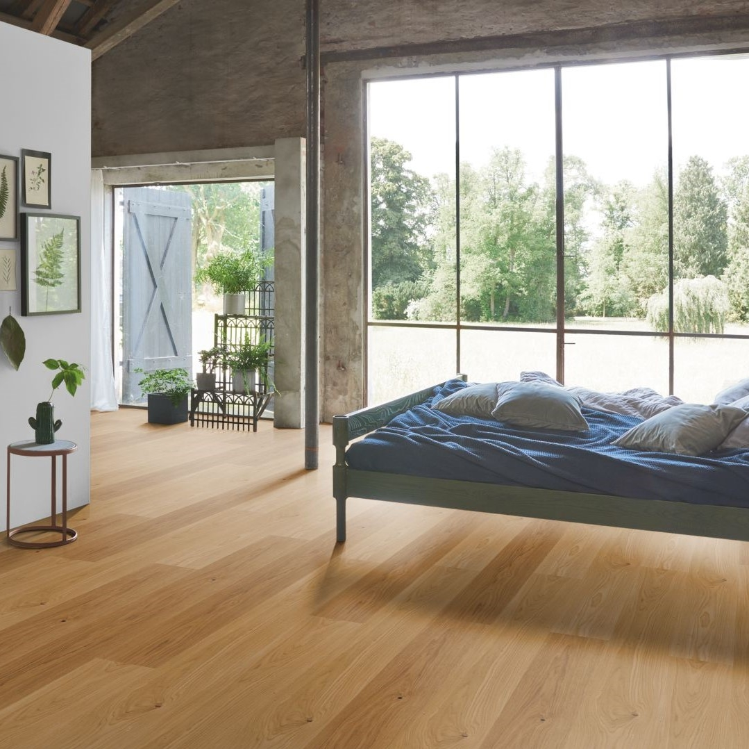 Tarkett Pure Oak Nature 162mm Natura Matt Lacquer Engineered Wood