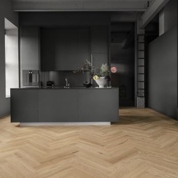 Tarkett Segno Oak Blonde Herringbone