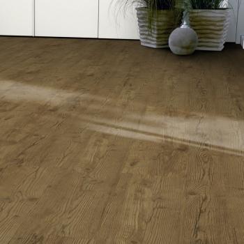 Tarkett iD Inspiration Loose-lay Christmas Pine Brown Vinyl Flooring