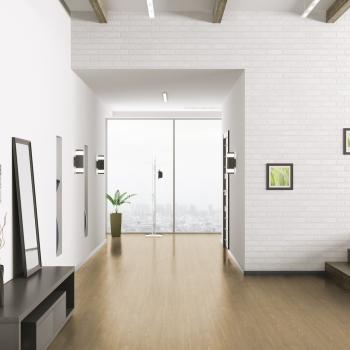 Tarkett iD Inspiration Loose-lay Elegant Oak Beige Vinyl Flooring