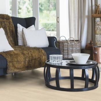 Tarkett iD Inspiration Loose-lay Limed oak beige vinyl flooring
