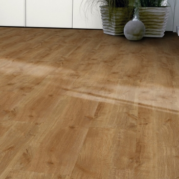 Tarkett iD Inspiration Loose-lay Mountain Oak Natural Vinyl Flooring