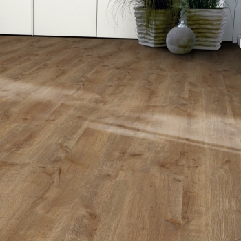 Tarkett iD Inspiration Loose-lay Mountain Oak Brown Vinyl Flooring