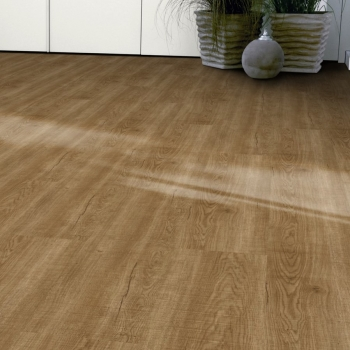 Tarkett iD Inspiration Loose-lay Sawn oak brown Vinyl Flooring