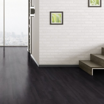Tarkett iD Essential 30 Glue Down Smoked Oak Black