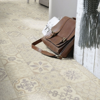 Tarkett Starfloor 30 Click Retro Grey Beige Tile