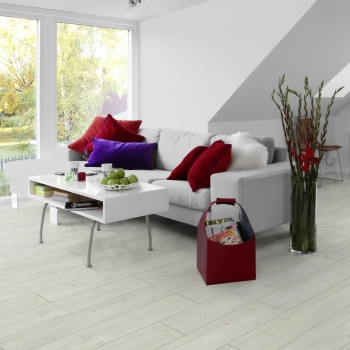 Tarkett Starfloor 30 Click Washed Pine Snow Vinyl Flooring