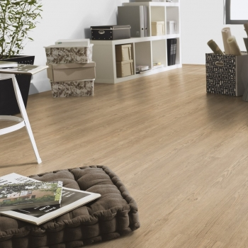 Tarkett Starfloor 55 Click Brushed Pine Natural Vinyl Flooring