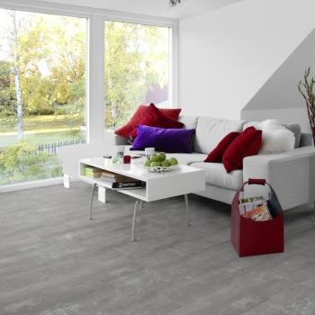 Tarkett Starfloor 55 Click Composite Cool Grey Vinyl Flooring