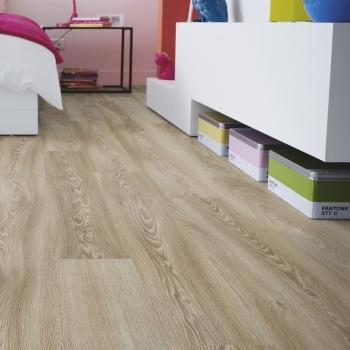 Tarkett Starfloor 55 Click Modern Oak White Vinyl Flooring