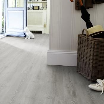 Tarkett Starfloor 55 Click Scandinavian Oak Dark Grey Vinyl Flooring