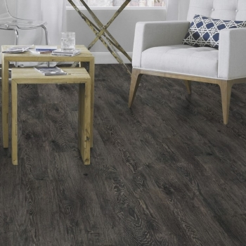 Tarkett Starfloor 55 Click White Oak Black Vinyl Flooring