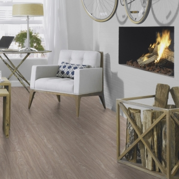 Tarkett Starfloor Click Ultimate Bleached Oak Brown Vinyl Flooring