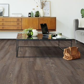 Tarkett iD Essentials 30 Click Toasted Oak Dark Grey