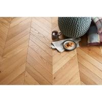 Tuscan Modelli Chevron Oak Plank TF40 Engineered Parquet Flooring