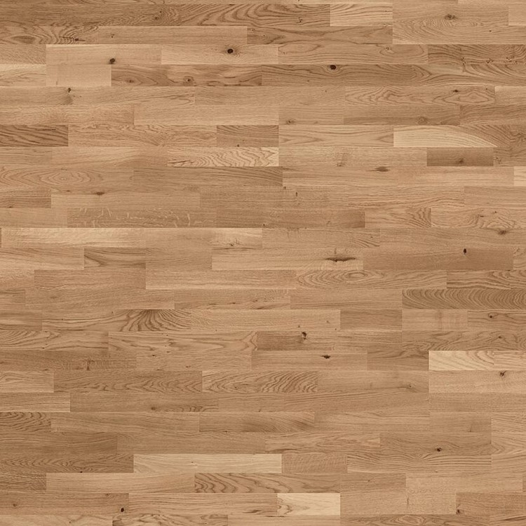 Tuscan Family Oak 3 Strip Satin Lacqueered Tf106 Engineered Wood