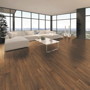 Tuscan American Black Walnut TF110 Engineered Wood Flooring