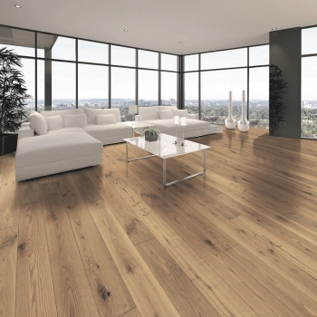 Tuscan Vintage Light Smoked Oak TF201 Engineered Wood Flooring