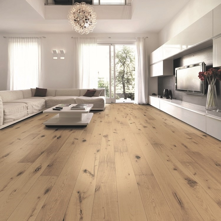 Tuscan Vintage Light Smoked Oak Tf203 Engineered Wood