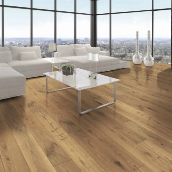 Tuscan Vintage Natural Oak Brushed TF200 Engineered Wood Flooring