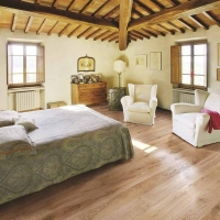 Tuscan Family Oak White Washed TF103 Engineered Wood Flooring